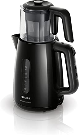 Philips Hd7301/00 Çay Makinesi, Siyah
