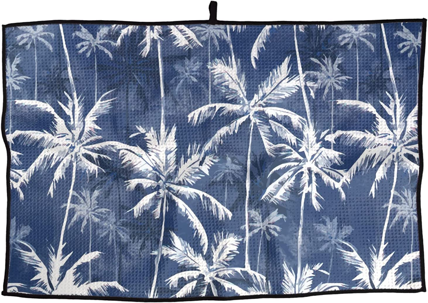 Watercolor sale Palms Personalized Golf Absorbent To sale Towel Microfiber