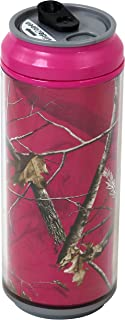 Cool Gear 16 Ounce Coolgearcan - Realtree APC Design - Pink Can