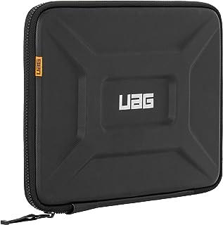 Urban Armor Gear universal Laptop / Tablet Tasche für Apple iPad Pro 12.9 / MacBook Pro, Microsoft Surface Pro / Book / Laptop uvm. (bis 13'', Hülle mit Netztasche, verschleißfest) schwarz