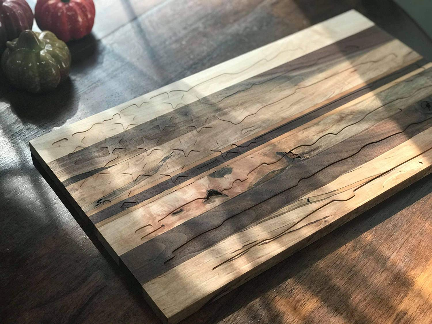 American low-pricing Flag Cutting Board Weekly update