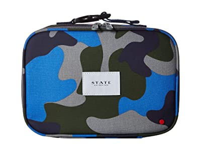 STATE Bags Kids Rodgers Lunchbox Coated (Camo) Day Pack Bags