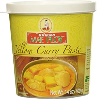 Mae Ploy Yellow Curry Paste 400 gramos - Pasta Curry