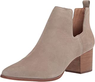 Lucky Brand Women's Jabilo Ankle Boot, Lt Fossilize, 5
