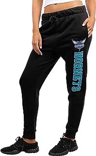 NBA Women's Jogger Pants Active Basic Fleece Sweatpants