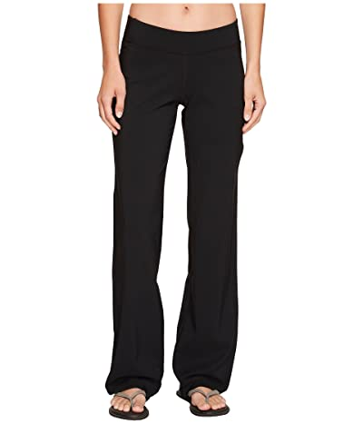 Columbia Back Beautytm Straight Leg Pant (Black) Women