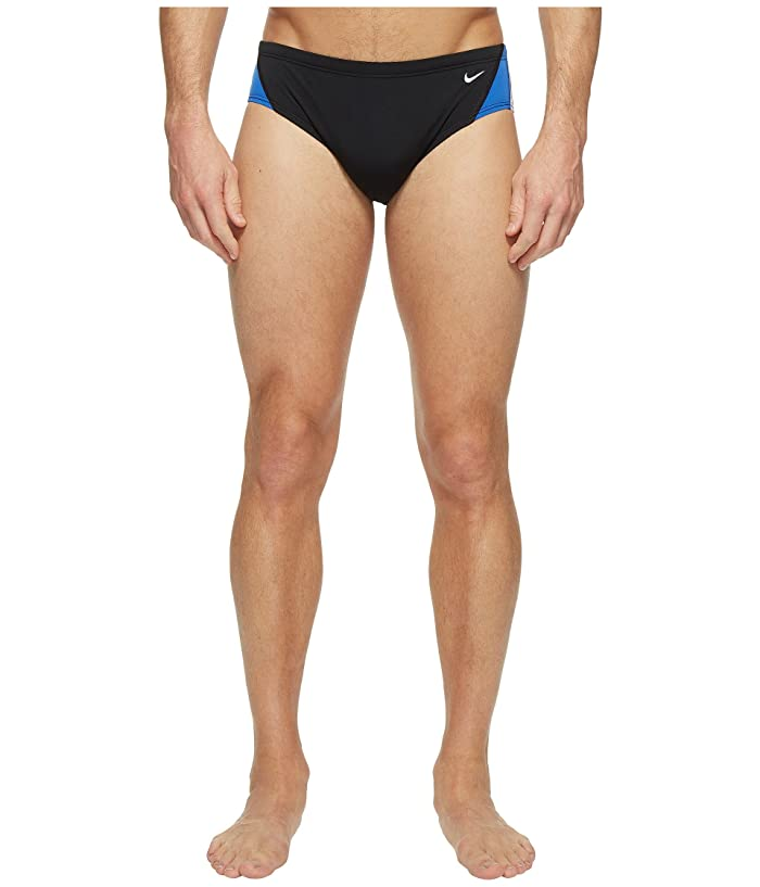 Nike Surge Color Block 100% Poly Brief (Game Royal) Men