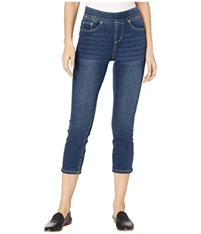 Jag Jeans Maya Pull-On Denim Crop (Harbor) Women