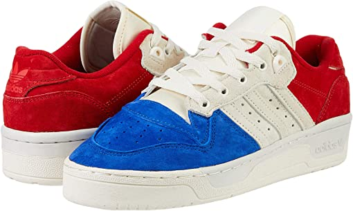 Team Royal Blue/Chalk White/Scarlet