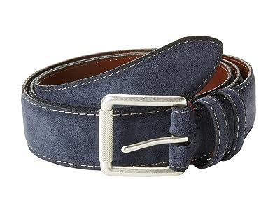 Torino Leather Co. Ital Calf Suede (Navy) Men