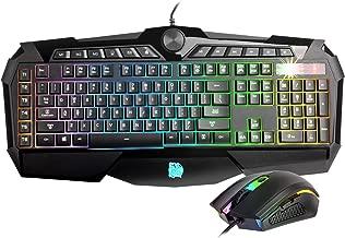 Thermaltake KB-CPC-MBBRUS-01 Tt Esports Challenger Prime Membrane Keyboard & Mouse