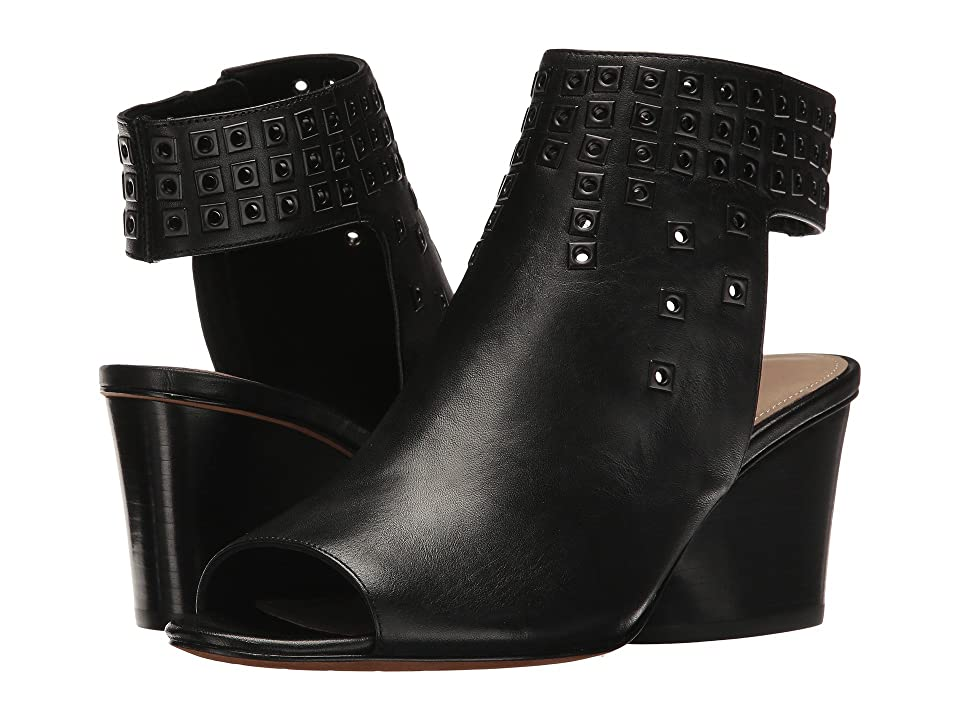 Donald J Pliner Janesp (Black Calf) Women