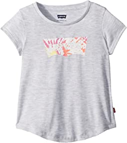 Levi's® Kids - Batwing Graphic Tee (Toddler)