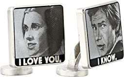 Star Wars™ Love You I Know Cufflinks