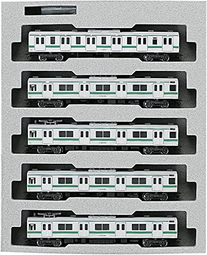 Series 205 Saikyo Line (Add-on 5-Car Set) (Model Train)