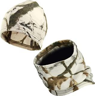 Cabela's Camouflage Fleece Beanie & Neck Gaiter Set