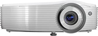 Optoma W490 WXGA 3D DLP Widescreen Data and Business Projector