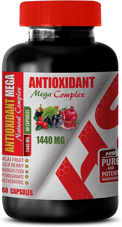 antioxidant Supplement for Heart Health Max 47% Popular overseas OFF ANTIOXIDANT - ME Natural