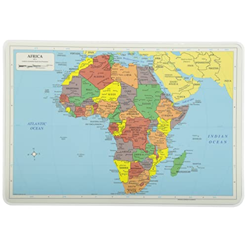Map Of Africa Map.Maps Of Africa Amazon Com