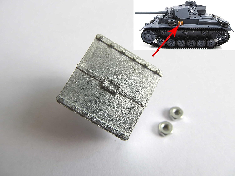 Mato Metal Jack Easy-to-use Block for 1 16 Stug IIIH 1:16 III Panzer Award RC