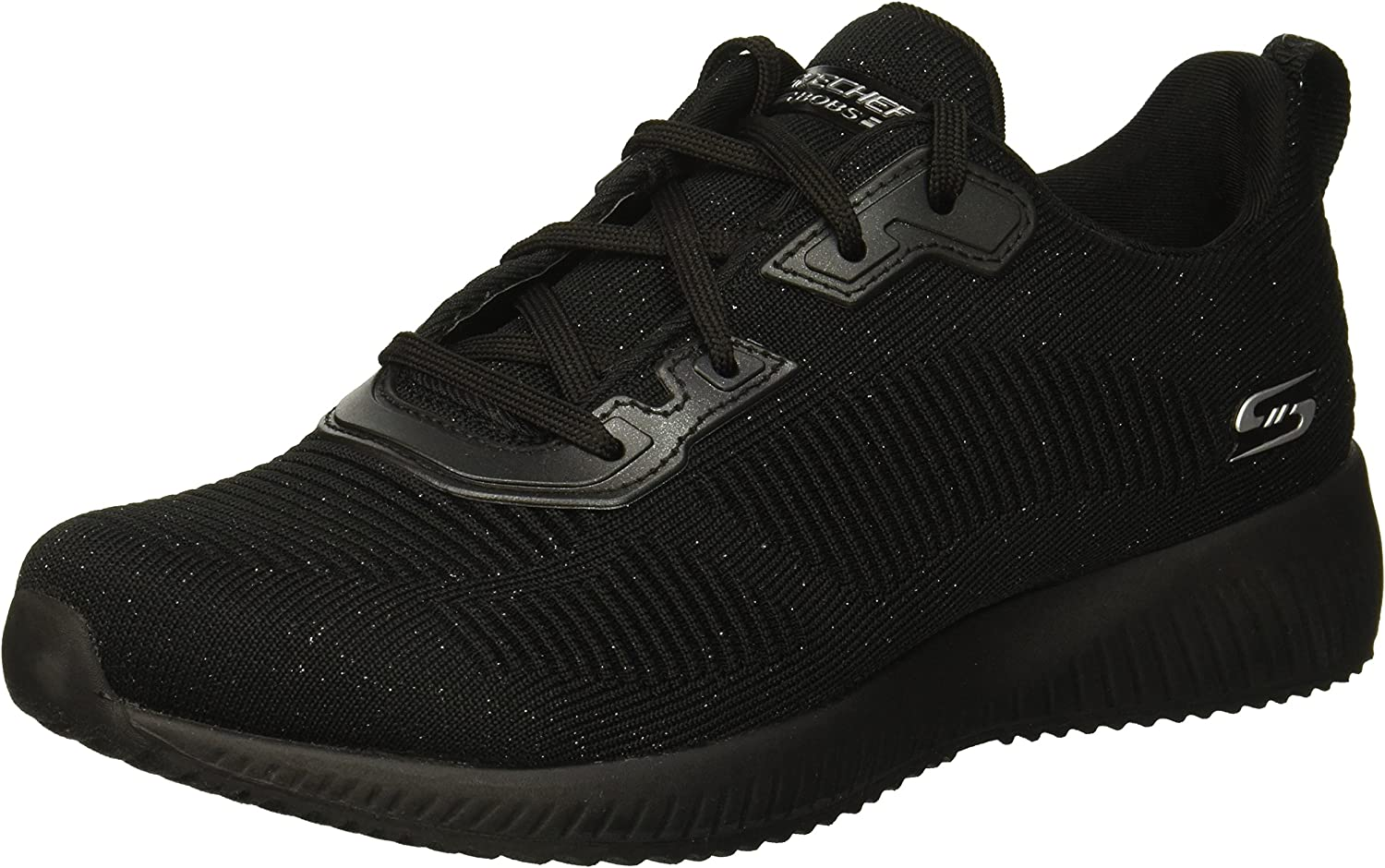 Skechers BOBS from Women's Bobs Squad-Total Glam Sneaker
