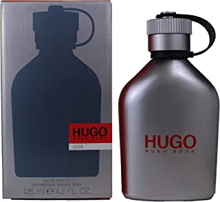 Hugo Boss Iced Eau de Toilette, 4.2 Fl Oz