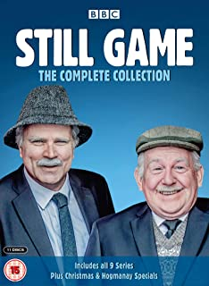 Still Game: The Complete Collection [DVD] [2019]