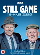 Still Game: The Complete Collection series 1-9 [UK import, region 2 PAL format]