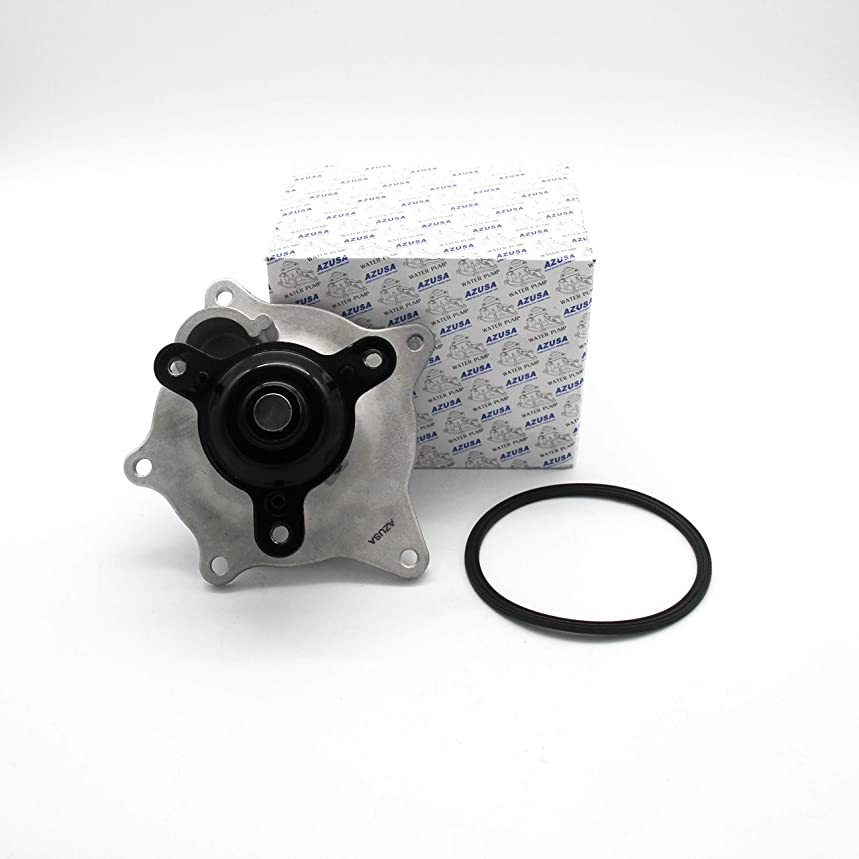 AZUSA Water Pump 2001 02 03 04 05 06 07 Town & Country Voyager Grand Caravan 3.3L 3.8L V6 OHV