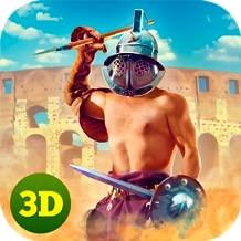 Gladiator Heroes: Ancient Fighting Spartan Simulator   Medieval Warrior Survival Arena Duel King