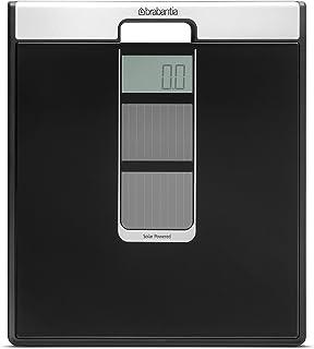 Brabantia Solar Powered Bathroom Scales - Black