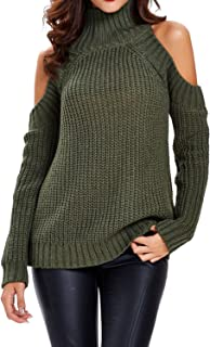 cut out chest sweater