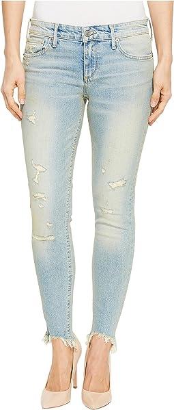 Lucky Brand Stella Skinny Jeans in Verde Village
