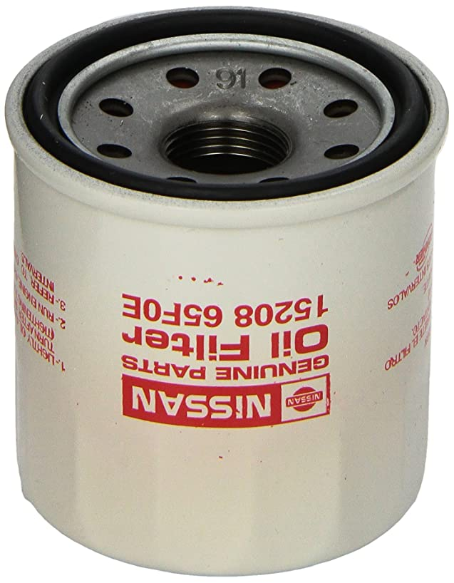 Genuine Nissan (15208-65F0E) Oil Filter