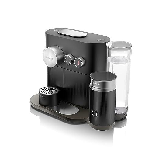 Nespresso Intenso Krups Expert & Milk XN6018 Cafetera de cápsulas de 19 bares con 4 programas