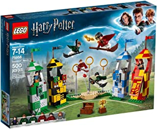 LEGO Harry Potter TM Quidditch Match for age 7-14 years old 75956
