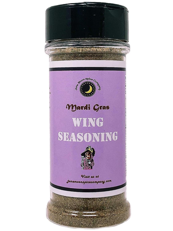 Premium Mardi Ranking Indianapolis Mall TOP20 Gras Chicken Wing Shak Large Dry Rub Seasoning