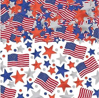 Patriotic Party Confetti, 2.5 oz.