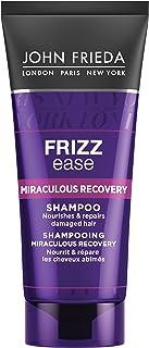 John Frieda, Miraculous Recovery, mini shampoo anti crespo, 50 ml