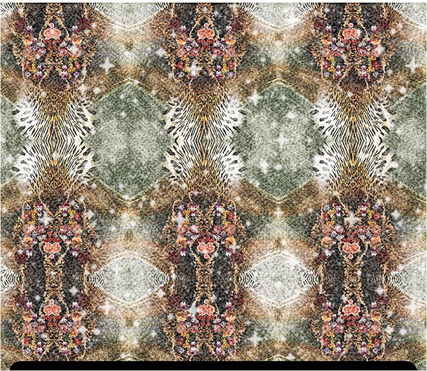 Leopard Patterned Glitter HTV 13.33