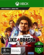 Yakuza: Like A Dragon - Day 1 Edition - Xbox One/Xbox Series X