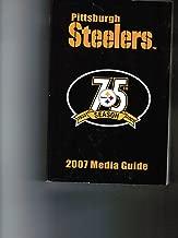 pittsburgh steelers media guide