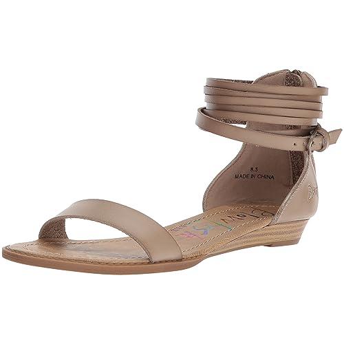 792d48fb0cd5 Blowfish Women s Becha Wedge Sandal
