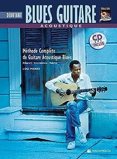 Blues Guitare Acoustique - DéButants