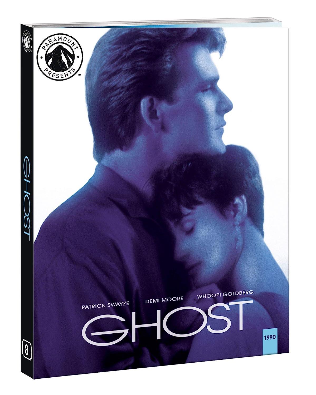 Amazon Com Paramount Presents Ghost Blu Ray Patrick Swayze Demi Moore Jerry Zucker Peliculas Y Tv