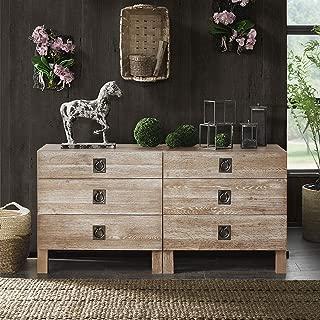 Ink+Ivy Oaktown Dresser Reclaimed Grey See Below