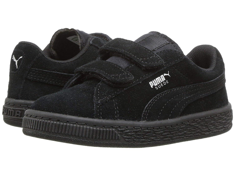 [プーマ] キッズスニーカー?靴 Suede 2 Straps (Toddler) [並行輸入品]