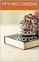 Is the Bible Gods' Word?