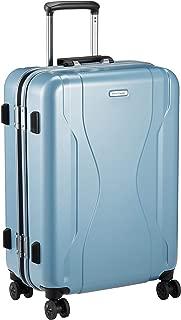 [ワールドトラベラー] スーツケース 日本製 コヴァーラム ベアリング入り双輪キャスター 58L 58 cm 4.6kg
