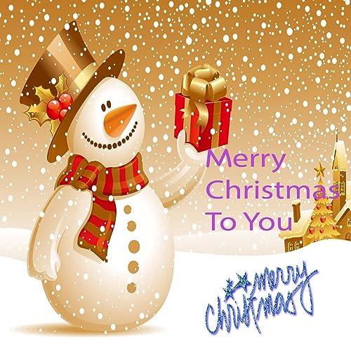 Merry Christmas To You.Merry Christmas To You By Mcty On Amazon Music Amazon Com